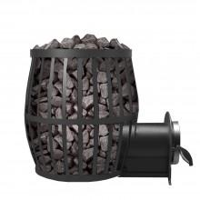 Піч кам'янка на дровах VESUVI - 18 кВт (20 м3)