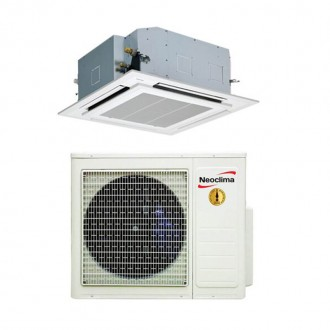 Касетний інверторний кондиціонер NTSI18EH1s/NUI18EH1s/NTP-12-18AHe