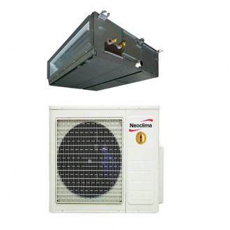 Канальний неінверторний кондиціонер NDS48AH3mes/NU48AH3e