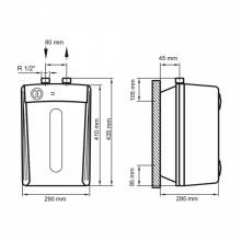 WH Compact SA 10L/1