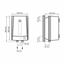 Бойлер ARTI WH Compact U 5L/1