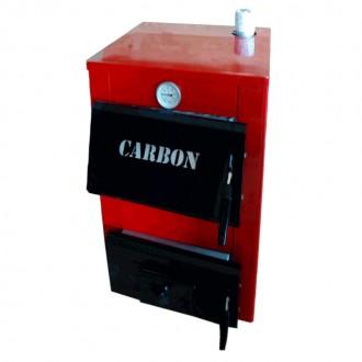 Твердотопливный котел Carbon КСТО-10 кВт