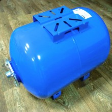 Гидроаккумулятор Speroni AO 80 л. горизонтальний