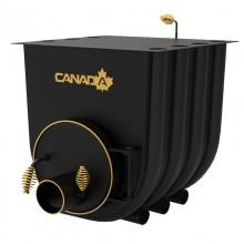 Булерьян CANADA 02 – 19 кВт (500 м3) с варочной поверхностью