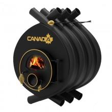 Булерьян CANADA classic 04 - 35 кВт (1000 м3) зі склом або перфорацією