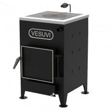 Твердотопливный котел VESUVI 00 с чугунной варочной плитой